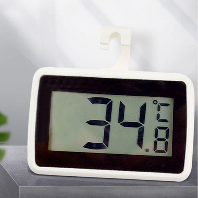 W 키밍 냉장고 온도계 디지털 냉동고 업소용 가정용