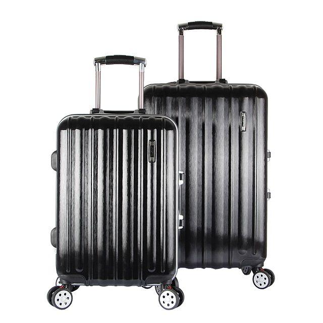 [현재분류명],즐겁고안전한 여행 알바트로스 블랙캐리어(20),여행캐리어,여행가방,캐리어,캐리어가방
