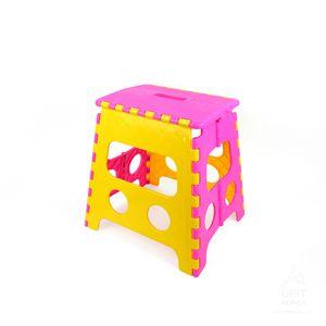 파스텔 접이식 의자 (대)