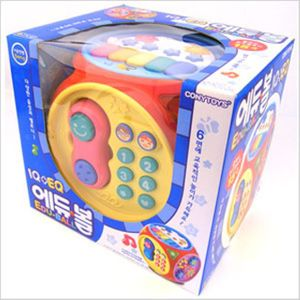 코니스 에듀볼 멜로디 장난감 유아 교육 학습 놀이