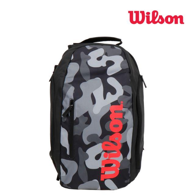 윌슨 뱅쿠버 카모 백팩 가방 - WRZ842896 테니스가방