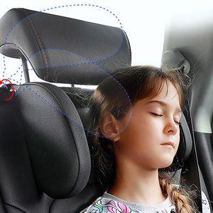 아이 목보호 목받침대 차량용 헤드레스트 목쿠션