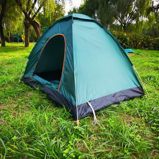 W 키밍 원터치 자동텐트 2-3인용 텐트 캠핑 낚시 등산