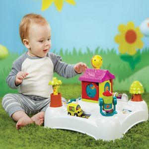 어린 아기 아가 완구 액티비티 멜로디 사운드 테이블