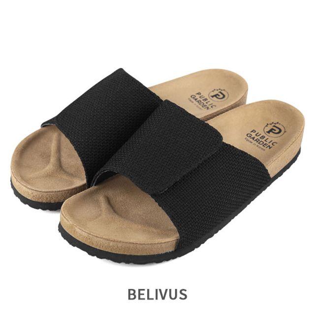 W 빌리버스 남성슬리퍼 BH514 남자여름슬리퍼 남성신발