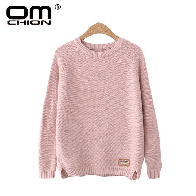 [해외] Omchion roupas feminina 2018 가을 겨울 하라주쿠 여