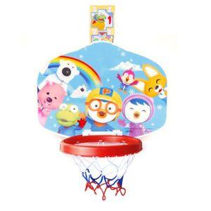 유아 실내 스포츠 신체 발달 뽀로로 키높이 농구대