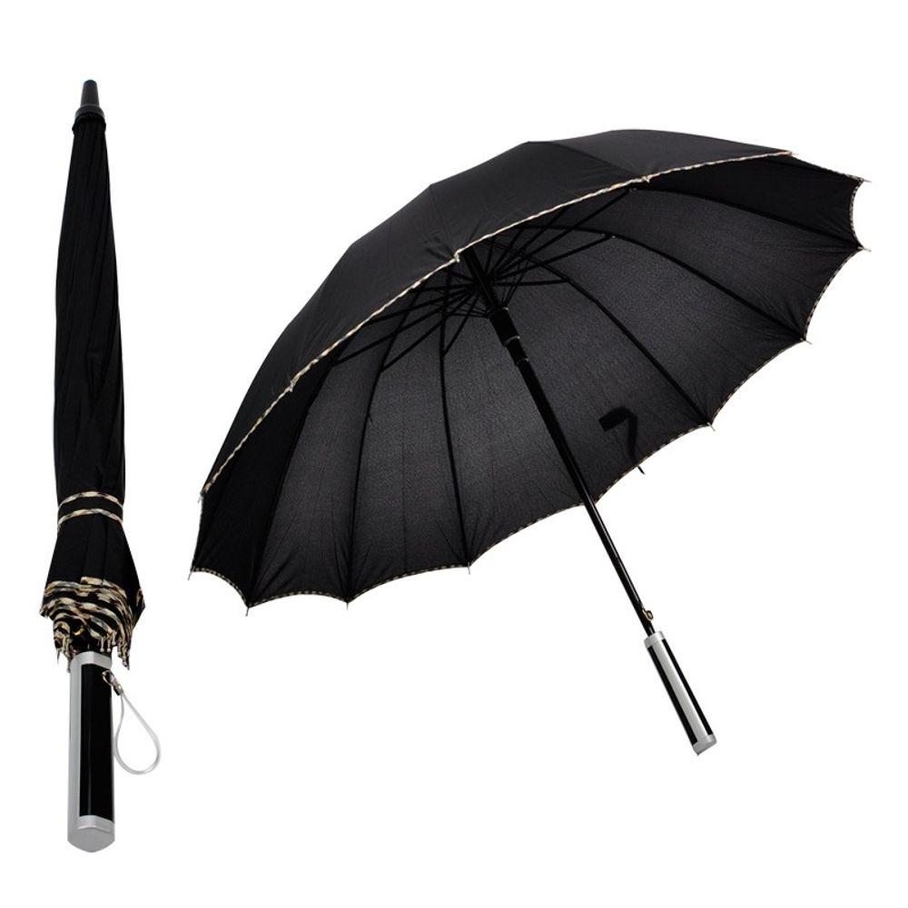 W11646C60체크바이어스우산 고급선물용 선물용 개업식 판촉물 장우산 양산
