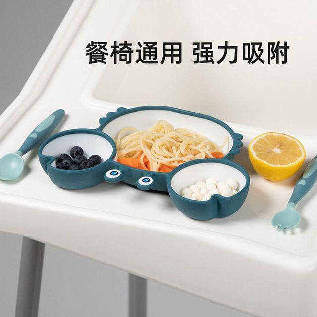 [해외] 주방용품 식판 용 그릇 숟가락 소년과 소녀