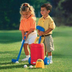 어린이 스포츠 장난감 골프놀이 세트 감각발달완구
