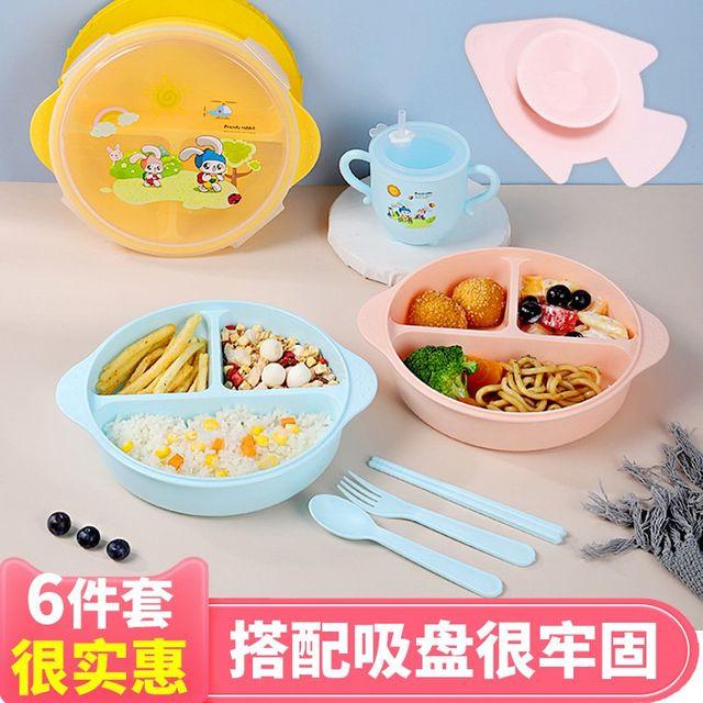 [해외] 주방용품 식판 젓가락을 먹는 법을 배웁니다