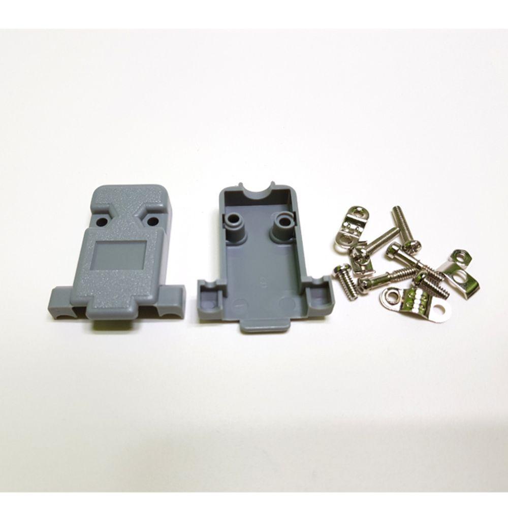 RGB 15핀 커넥터 후드 D-SUB VGA 조립 후드
