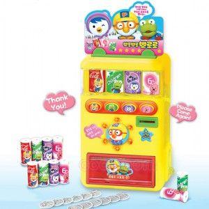 뽀로로 말하는자판기 장난감 유아 마트놀이 선물