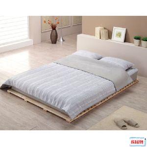 삼나무 마루형 퀸사이즈 침대깔판 G-110