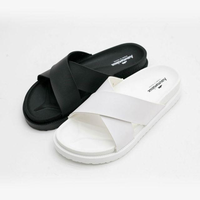 W 모카앤 남성 여름 슬리퍼 샌들 여름신발 바캉스화