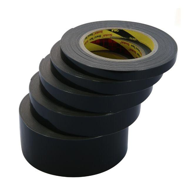 3M 4949 VHB 초강력 블랙 아크릴 폼 양면테이프 50mm X 5.5M
