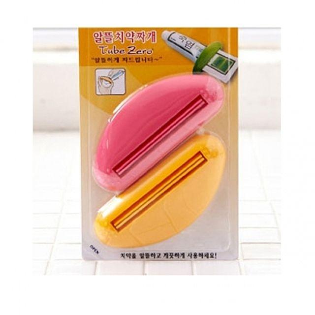 치약 짜개 10개 디스펜서 칫솔 꽂이 욕실용품 튜브 양치 알뜰 [제작 대량 도매 로고 인쇄 레이저 마킹 각인 나염 실크 uv 포장 공장 문의는 네이뽕]