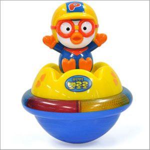 어린이 장난감 뽀로로 오뚝이 오뚜기 유아 동요 놀이