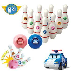 쿠쿠 로보카폴리 볼링세트 대 장난감 스포츠장난감