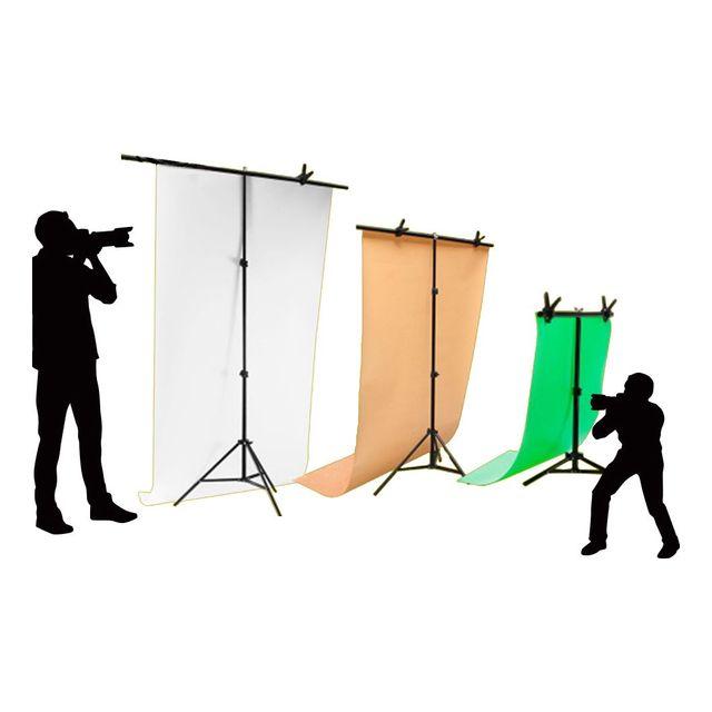 제품 의상 촬영 스튜디오 배경지 거치대 200x200