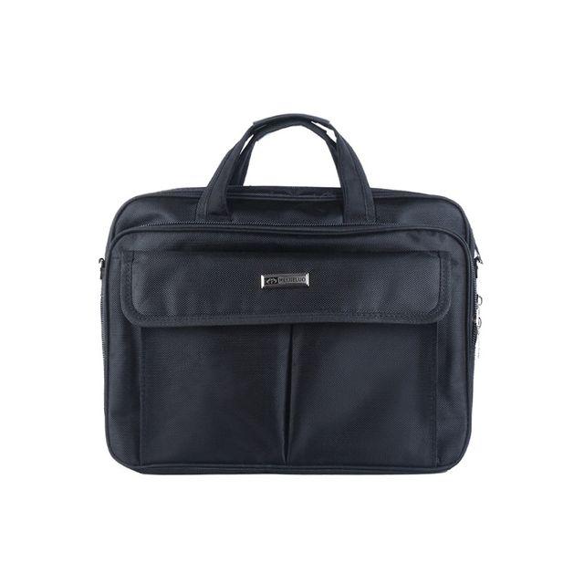 W 작장인 남성 출근 노트북 서류 오피스백 가방