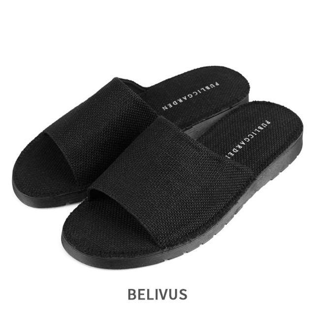 W 빌리버스 남성슬리퍼 BH494 여름슬리퍼 여름신발