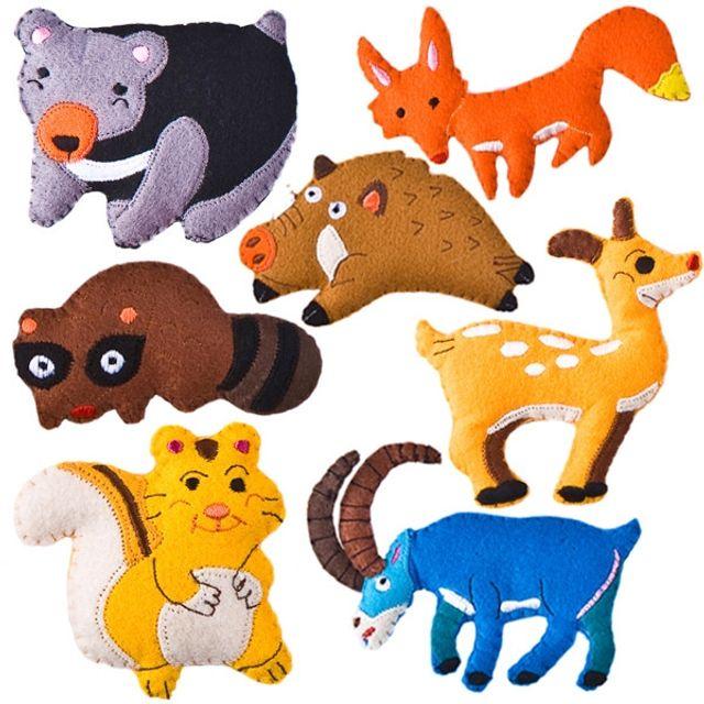 매직캐슬 토독 야생동물3 (산속동물) (1130)