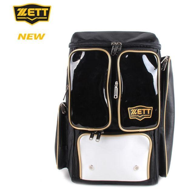 ZETT 제트 BAK-418N 1 야구가방 백팩 개인장비 보관
