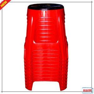 플라스틱 회전의자 포장마차 10개묶음