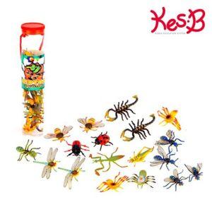 사파리튜브 (소)-곤충 2P