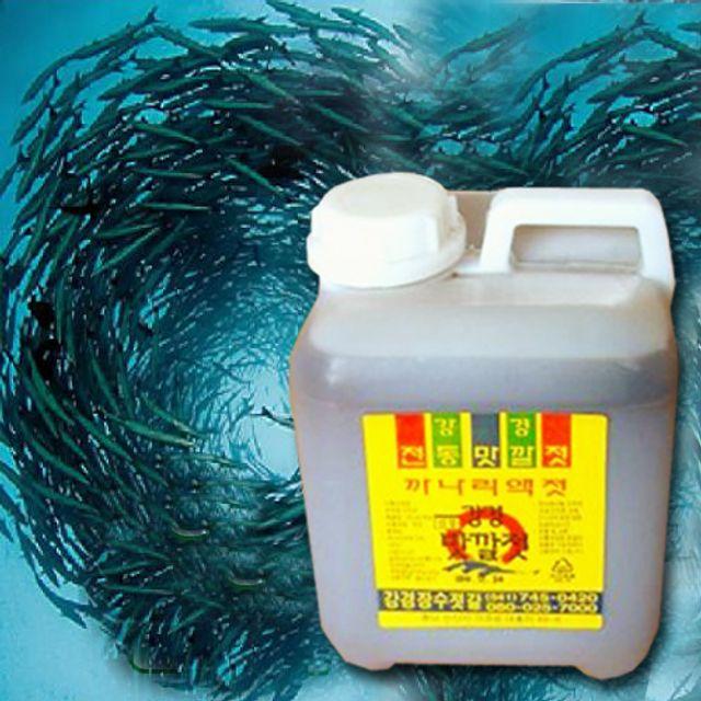 서해바다 강경 까나리액젓 5kg,까나리,까나리액젓,액젓,서해바다