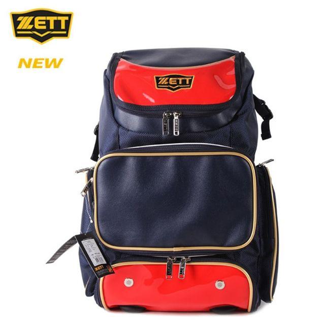 ZETT 제트 BAK-428 3 야구가방 백팩 개인장비 보관