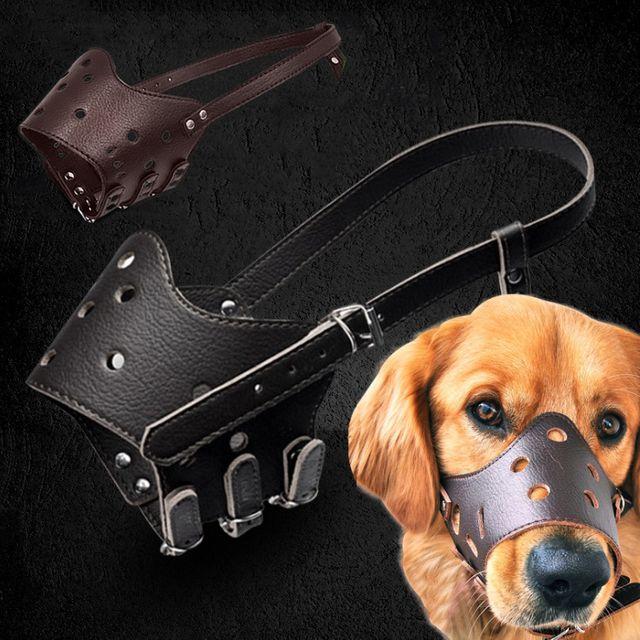 강아지 짖음 방지기 개 애견 소형견 대형견 입마개