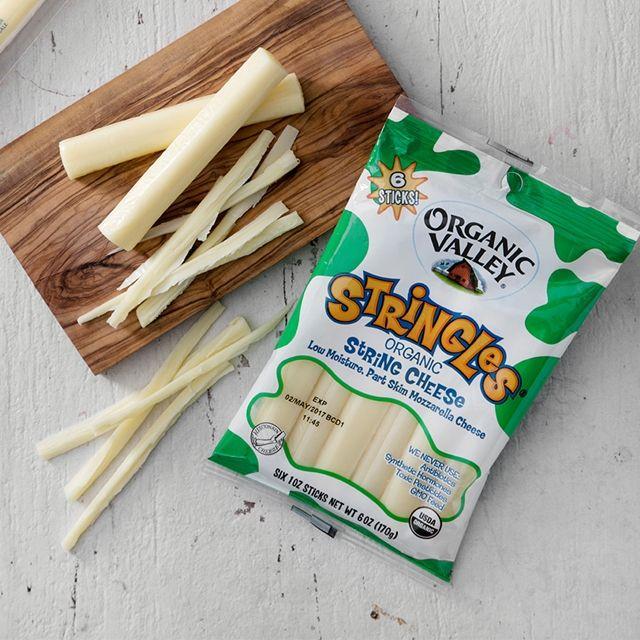 스트링글스 스트링 치즈 170g 12개 세트,치즈,체다치즈,슬라이스치즈,모짜렐라치즈,스트링치즈