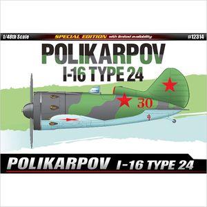 아카데미과학 폴리카르포프 I16 TYPE24
