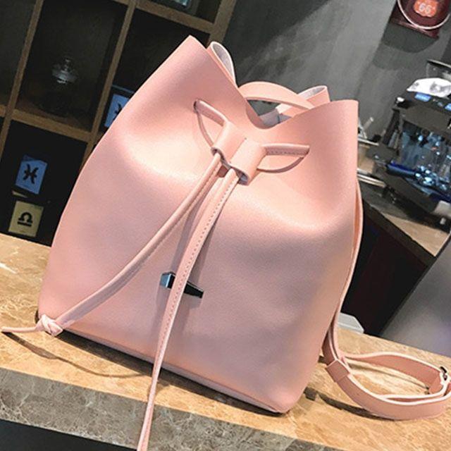 [현재분류명],클래식 버킷백 WD,버킷백,예쁜가방,숄더백,크로스백,여자가방