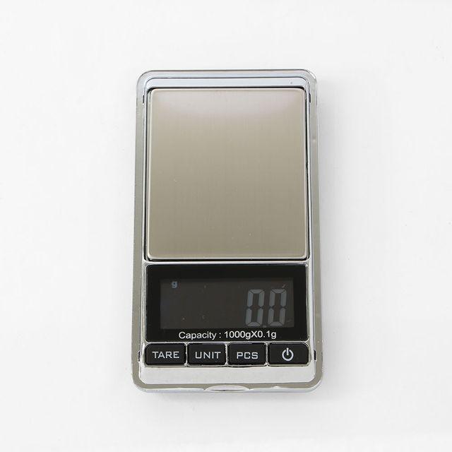 휴대용 소형 전자저울 1kgx0.1g 미니저울 계량저울