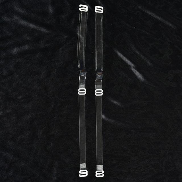 제임스딘 JHESV 10mm 투명 어깨 브라 투명끈