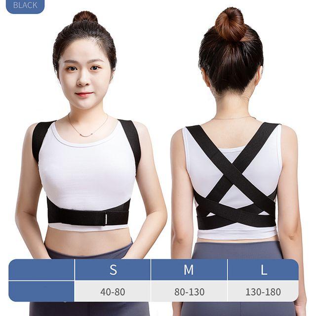 [해외] SIGNWAY 밴드 어깨 허리 척추 고급형 3XL 170~185
