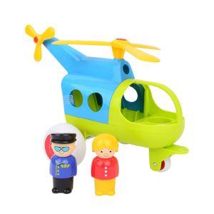 유아 아기 돌아기 놀이 장난감 선물 대형 헬리콥터