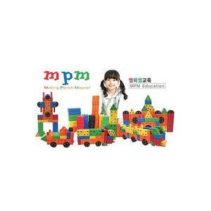 MPM 회전식 자석벽돌 시즌2