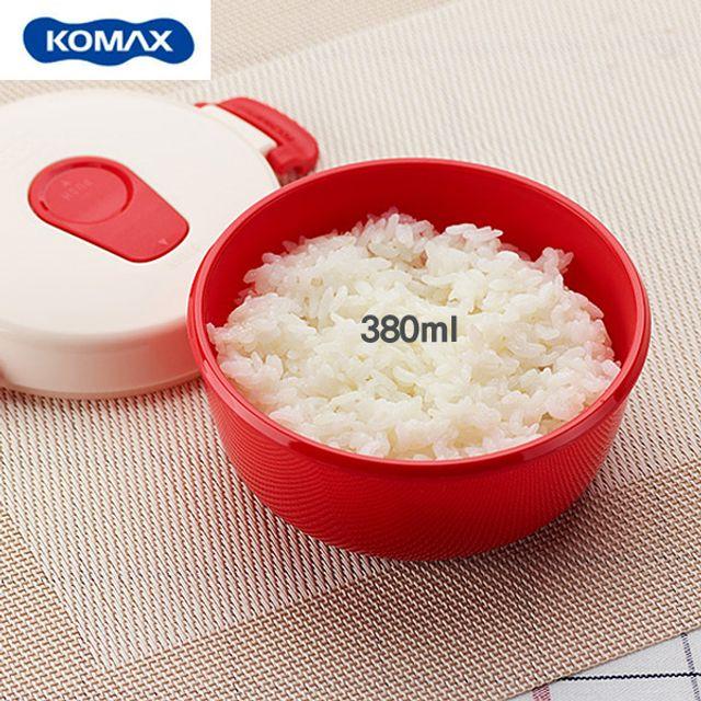 코멕스 전자레인지 요리용기(라이스)-380ml [제작 대량 도매 로고 인쇄 레이저 마킹 각인 나염 실크 uv 포장 공장 문의는 네이뽕]