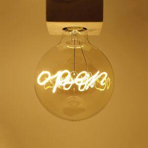 LED 5W / 2200K E26 에디쓴 오픈전구