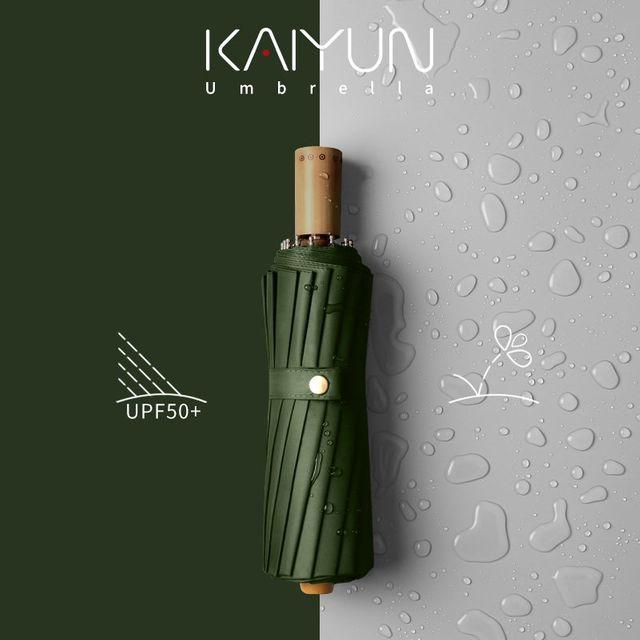 [해외] 패션소품 양산 방수 방풍 선 접는 태양 우산