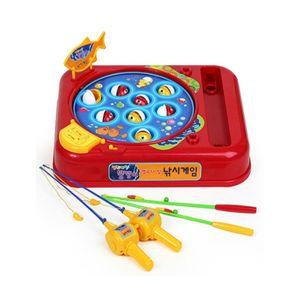 관찰력 집중력 발달 장난감 완구 릴 낚시 놀이 게임