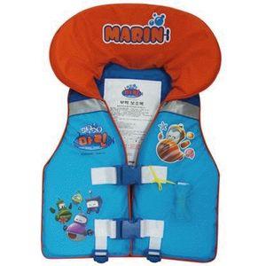 버블마린 조끼 25kg 물놀이용품 유아용 라이프재킷