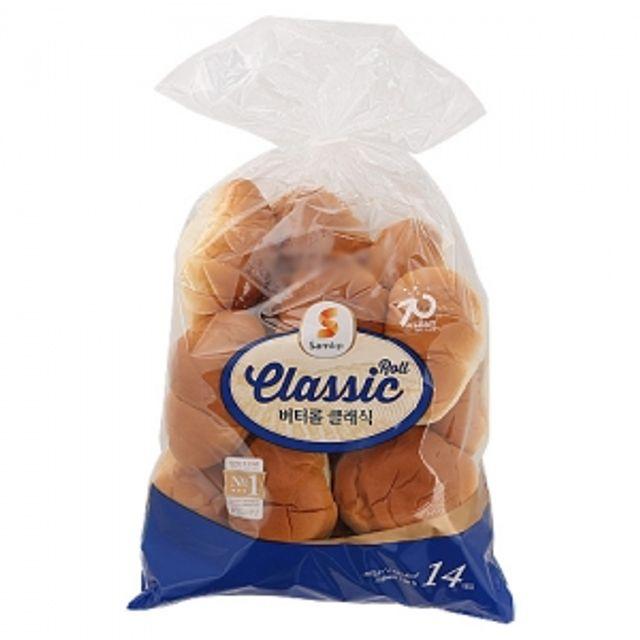 (삼립빵)골드버터롤클래식360g,삼립빵,과자,간식빵,케이크,떡,코스트코빵,빵생지,카스테라,쿠키,핫도그