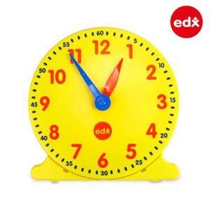 EDX 12시간학습 모형시계 대형1P (25822)