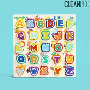 애니멀알파벳 퍼즐 퍼즐 블록 쌓기