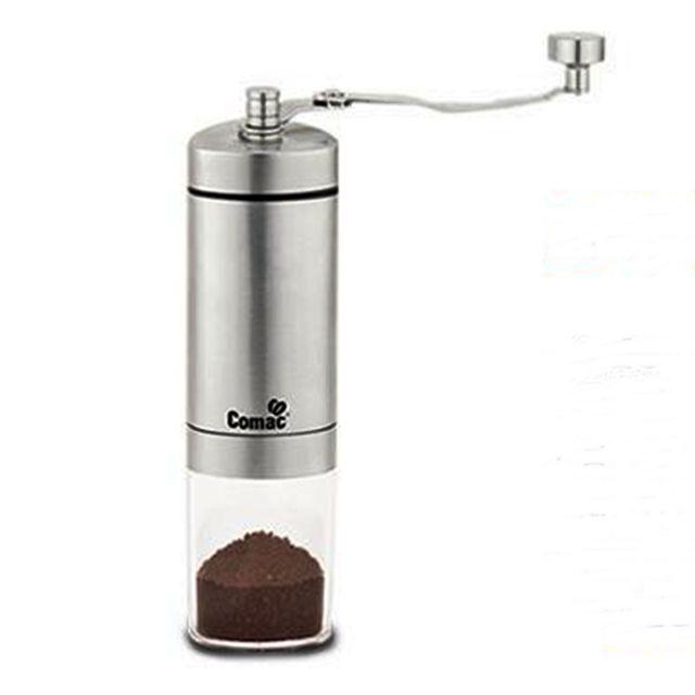 핸드밀 스텐삼각 커피그라인더 수동분쇄기 코맥드리퍼